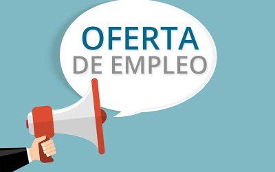 OFERTAS DE EMPLEO programas ECOVID y EMPUJU / PLAZO HASTA EL 13 DE OCTUBRE