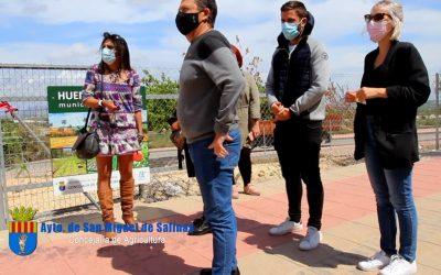 Inauguración del Huerto Urbano Municipal Ecológico