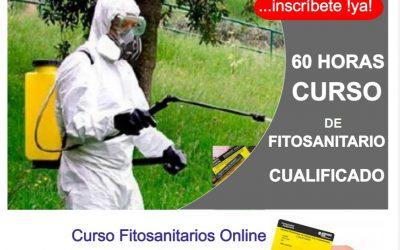 CURSO GRATUITO: Fitosanitario Cualificado (Online)